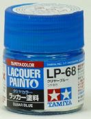 Tamiya 82168 LP68 Clear Blue